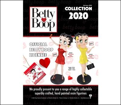 Betty Boop Collection 2020 Brochure