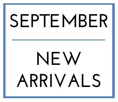 September New Arrivals
