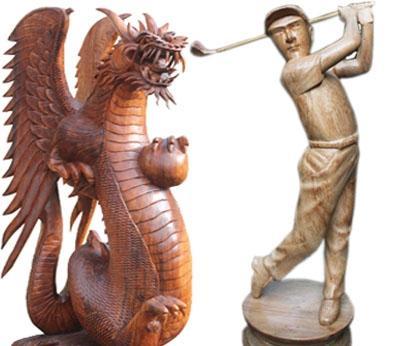 Cultural / Figural Carvings