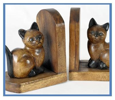 Wood Carvings & Accessories
