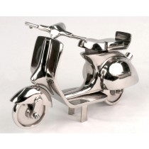 Aluminium Scooter Nickel