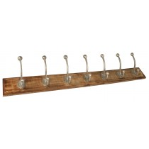 7 Hook Coat Hanger