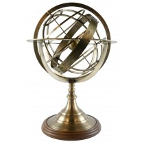 Armillary Globe Dia: 40cm