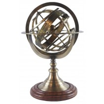 Armillary Globe Dia: 19cm