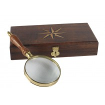 Magnifying Glass (10cm Dia) with Box 21cm