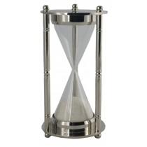 Nickel Sand Timer - 15cm