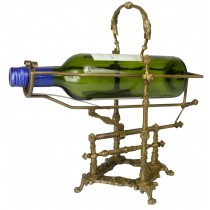 French Wine Server, Decanting Cradle