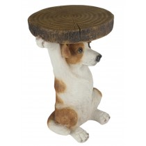 Jack Russell Dog Table