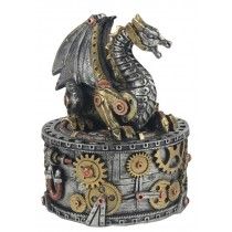 Mechanical Dragon Box 15.5cm