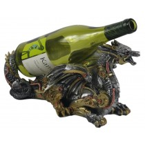 Mechanical Dragon Wine Holder 32cm