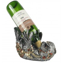 Mechanical Owl Wine Holder 21.5cm