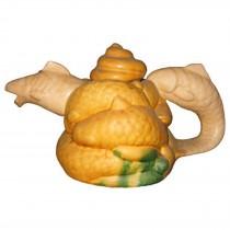 Majolica Fish / Shoal Teapot