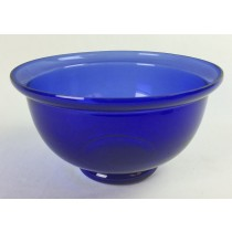 Bristol Blue Glass Bowl  ** In  Addition to a Carriage Paid Order  **