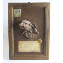 Wooden Framed Wall Plaque Nature Spirit (Min 2)