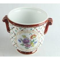 Porcelain Planter 18cm