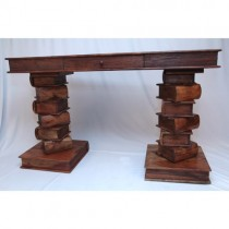 Acacia Books Console Table *Seconds*