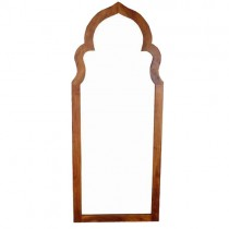 Acacia Mehrab Mirror 185x75cm - Collection Only