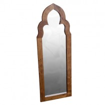 Acacia Mehrab Mirror 140x50cm - COLLECTION ONLY