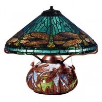 Dragonfly Tiffany Table Lamp
