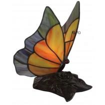 Butterfly Lamp 19cm