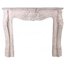 Fire Place - Roman Stone Finish - 145.1cm