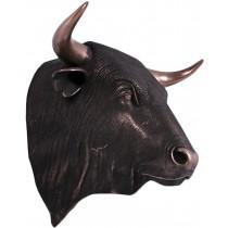 Bulls Head - Imperial Bronze Finish