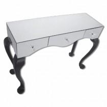 Mirror Furniture - Cab Leg Dressing Table