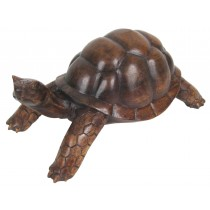 Wooden Tortoise Large