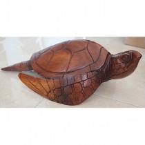 Wooden Turtle 40cm