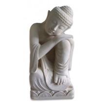 Buddha Stone Carving - 80cm