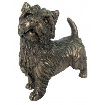 Bronze Finish - West Highland Terrier Dog