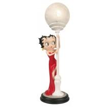 Betty Boop Hide & Seek Lamp Red Dress