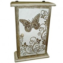 Butterfly Design Key Box