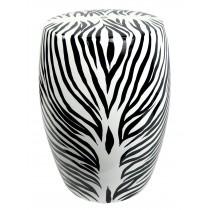 Zebra Stool