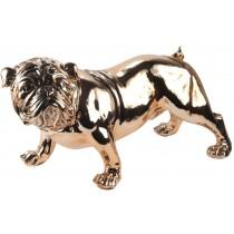 Bulldog - Rose Gold/Copper - 75cm