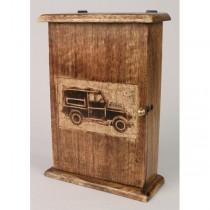 4x4 Side View Key Box