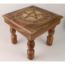 Pentagram Design Stool