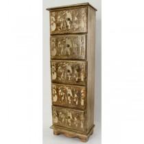 Fox 5 Drawer Cabinet