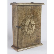 Pentagram Design Key Box