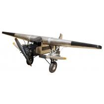 1928 Silver Ford Aeroplane