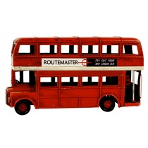 Red Routemaster Double Decker London Bus