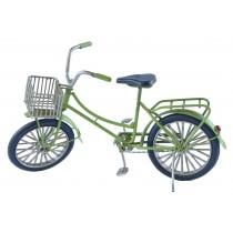 Vintage Bike With Basket