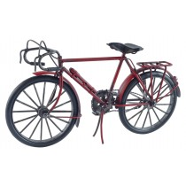 Bicycle Red Frame