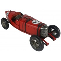 Red Vintage Sports Car -32.5cm