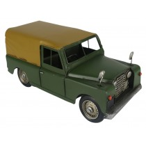 Green 4X4 Car - 28.5cm