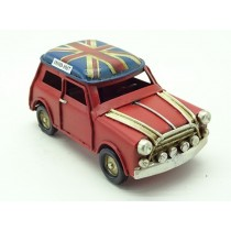Mini Union Flag Roof - 11cm