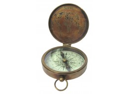 Compass With Lid