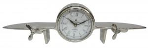 Aeroplane Design Table Clock