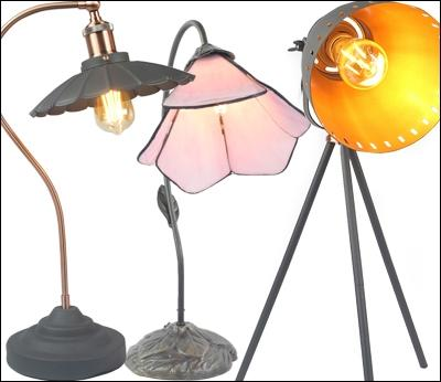 Miscellaneous Style Lamps