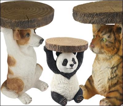 Furniture - Animal Tables / Stools